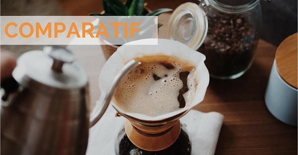comparatif café